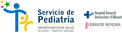 Servicios de Pediatría - Hospital General de Alicante