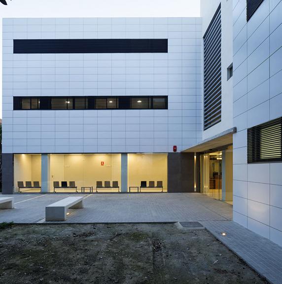 Centro de Salud de Benalúa