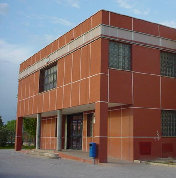 Centro de Salud de Ciudad Jardín