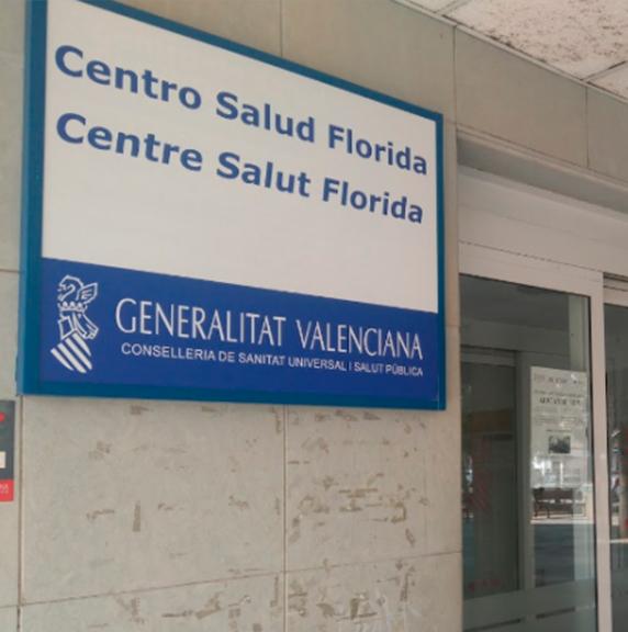 Centro de Salud de La Florida