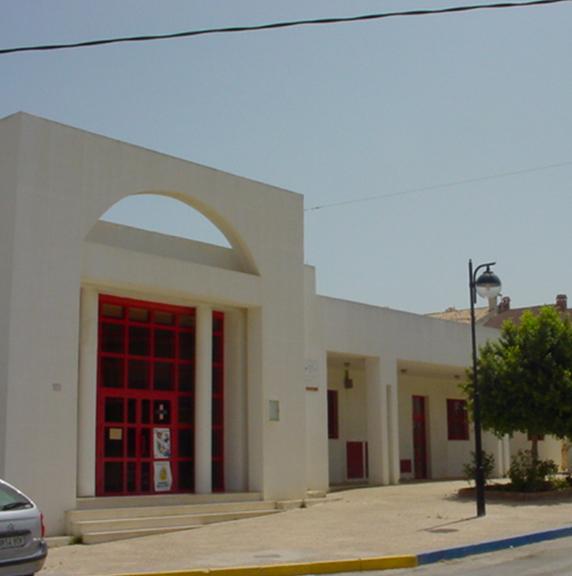 Centro de Salud de Monforte del Cid