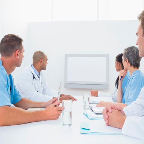 Cursos y reuniones