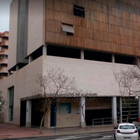 Centro de Salud Campoamor