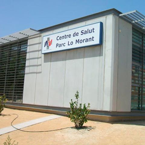 Centro de Salud Parque Lo Morant